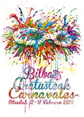 Cartel de Carnavales 2015