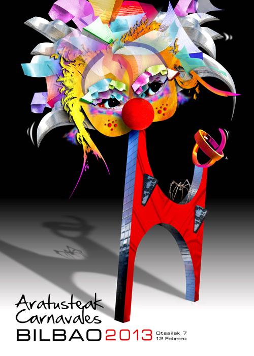 Aratusteak / Carnavales Bilbao 2013