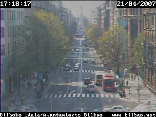 Dettagli webcam Bilbao - Monitoraggio Traffico