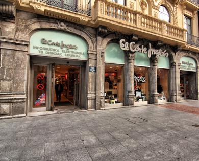 7a2002baa EL CORTE INGLÉS INFORMÁTICA Y ELECTRÓNICA - Bilbao Turismo