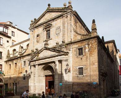 Cathedral in Plazuela de los Santos Juanes