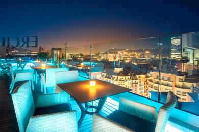 Le Club Rooftop Bilbao Turismo