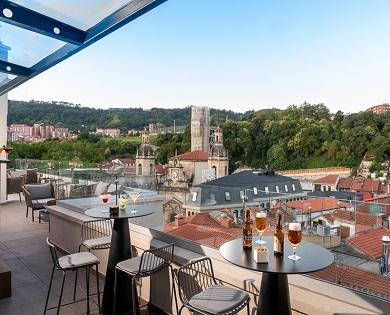 Nyx Hotel Bilbao Terrace Bilbao Turismo