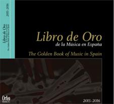 Libro de Oro de la Música en España. 2015-2016