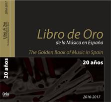 Libro de Oro de la Música en España. 2016-2017