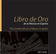 Libro de Oro de la Música en España. 2017-2018