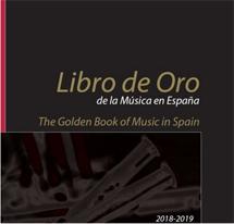 Libro de Oro de la Música en España. 2018-2019