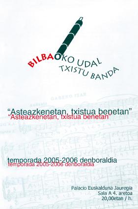 2005/2006 DENBORALDIA