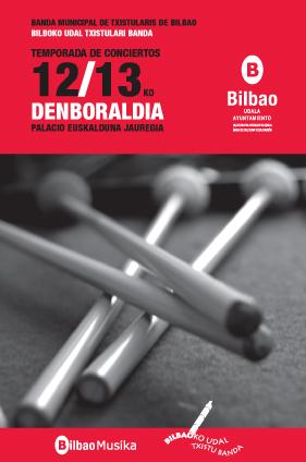2012/2013 DENBORALDIA