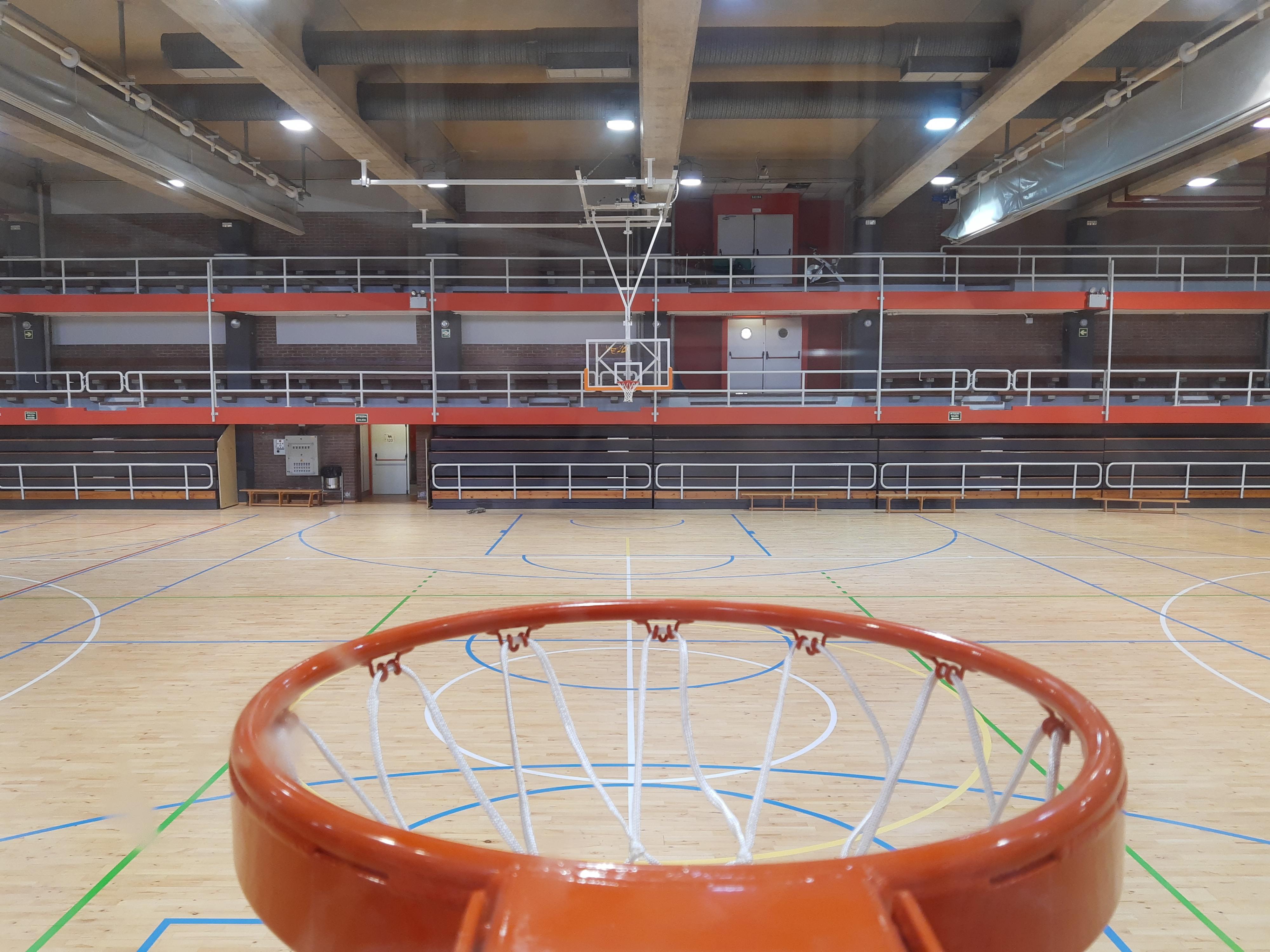 81.000 euros para renovar las canastas deportivas de Bilbao,