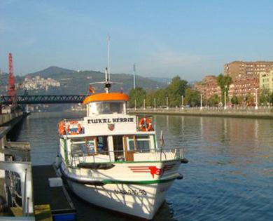Resultado de imagen de barco euskal herria portugalete